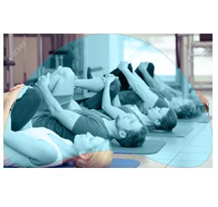 Ejercicio terapéutico: Clases en grupo
